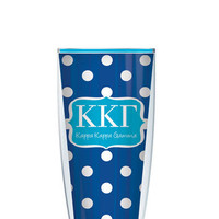 Kappa Kappa Gamma Tumbler -- Customize with your monogram or name!