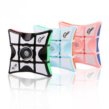 Babelemi Fidget Spinner Finger Spiner 1x3x3 Magic Cube Speed Puzzle Educational Toys for Kids Child