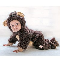 MUQGEW Halloween baby clotheschristmas baby clothes Animal Costume Hooded fotografia Romper Onesuit Outfit