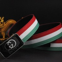 Gucci Belt Men Women Fashion Belts 503646