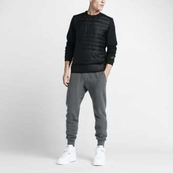 Nike NikeLab Tech Fleece Aeroloft Crew Men's Sweatshirt
