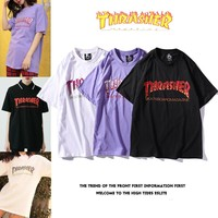 Thrasher Candy Color T-shirt