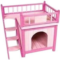 Ware Manufacturing Princess Palace Cat and Dog House