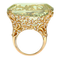 TAMIR Breathtaking Garden View Ring.