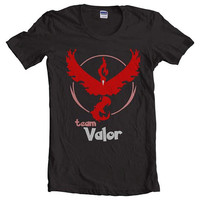Team Valor Women Tshirt tee