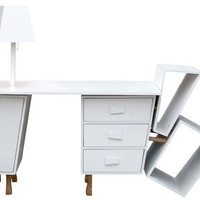 kenn desk / Extensible
