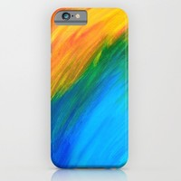 Field of Dreams iPhone & iPod Case by Sierra Christy Art