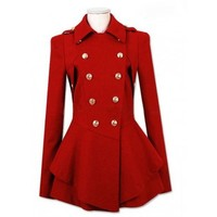Mary Pea Coat