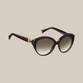 Heather Cat Eye Sunglasses - Louis Vuitton  - LOUISVUITTON.COM