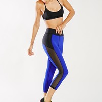 MICHI Stardust Cropped Legging - Urban Outfitters