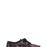 Garden Party Floral Print Sneakers