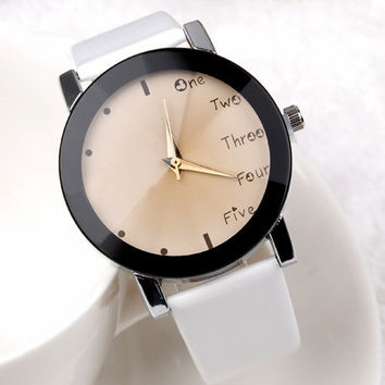 Good Price Designer's Trendy Great Deal Gift New Arrival Awesome Hot Sale Korean Fashion Stylish Couple Watch [8863747207]