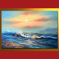 SC0408004  Oil Painting On Canvas, 60 x 90 cm/24 x 36 in