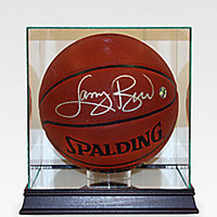 Steiner Sports - Larry Bird Autographed Basketball - Saks Fifth Avenue Mobile