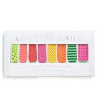 ModCloth Fruits And Mani More Nail Sticker Set in Fruit