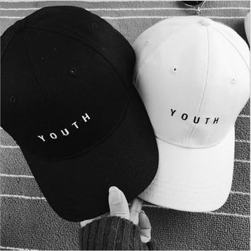 YOUTH CAP (2 COLORS)