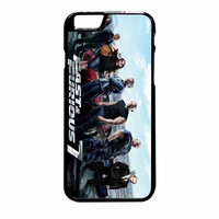Fast And Furious 7 Poster iPhone 6 Plus Case