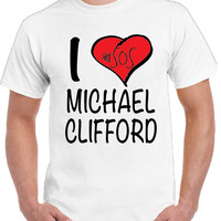 5 Seconds of Summer Michael Clifford T-shirt