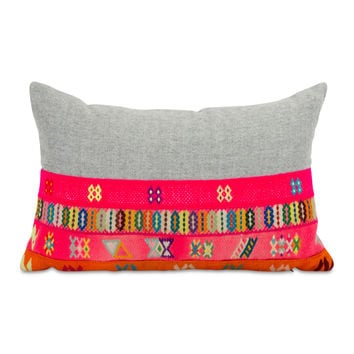 Cusco Lumbar Pillow IV