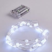 Clear Glowing Daisy Led Lights | String Lights | rue21