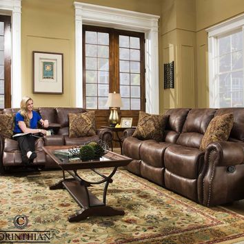 Combo Sale! Buy the Sofa Set and Get the Recliner Free