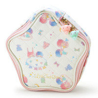 Little Twin Stars Pouch Rainbow Bear ❤ Sanrio Japan Kiki Lala
