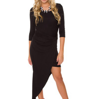 Life After Dark Dress - Black