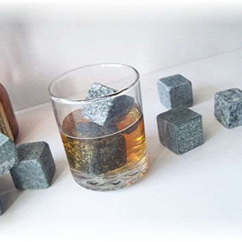 Chillin Cobble StONE Ice Cubes by MrsRekamepip on Etsy