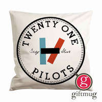 Twenty one pilots stay alive Cushion Case / Pillow Case