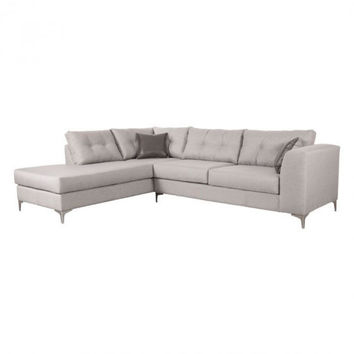 Memphis Sectional Lhf Smoke
