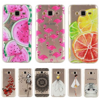 Soft TPU Case sFor Samsung Galaxy J3 / J3 2016 case For Fundas Samsung J3 J310 J310F / J3 2016 J320 J320F Skin Cover Phone case