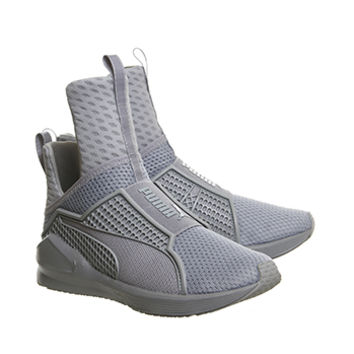 Puma Fenty Trainer Quarry Grey Exclusive - Hers trainers
