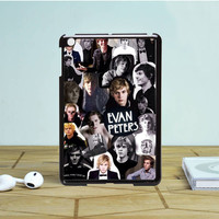 Evan Peters Collage IPad Mini 1 2 Case Auroid