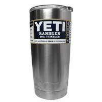 YETI Rambler Stainless Steel Vacuum Insulated Tumbler with Lid