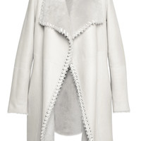 Shearling Mink Fur And Lamb Coat | Moda Operandi