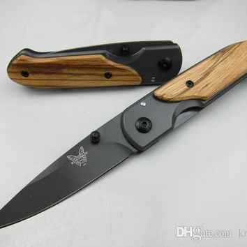 Butterfly DA44 survival Pocket folding knife