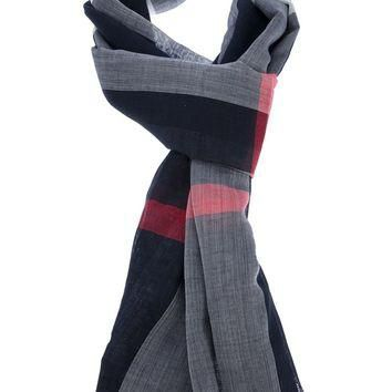 Burberry London Woven Check Scarf