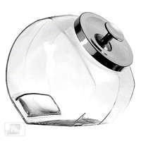 Anchor Hocking 1-Gallon Penny Candy Jar with Chrome Lid