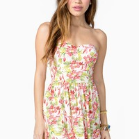 Blooming Floral Aline Dress