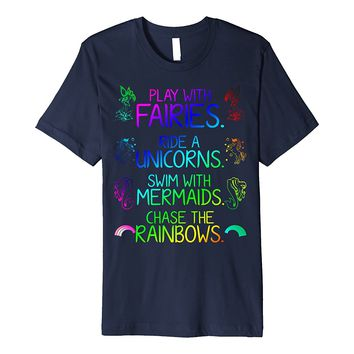 Fairies Unicorns Mermaids and Rainbows