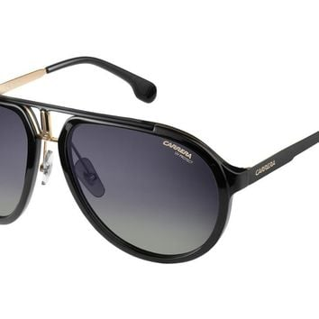 Carrera - 1003/S Black Sunglasses, Gray Brown Lenses