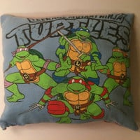 Teenage Mutant Ninja Turtles His and Hers pillow
