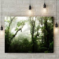 Cloud Forest Art Print