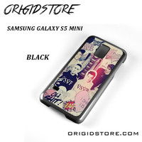 One Direction Photo Art For Samsung Galaxy S5 Mini Case YG