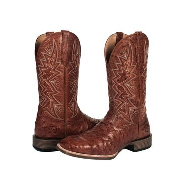 Noble Outfitters Men's All Around Square Toe Duke Boot - Whiskey