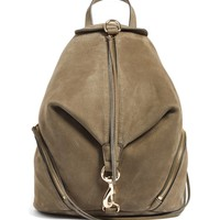 Rebecca Minkoff Julian Nubuck Backpack (Nordstrom Exclusive) | Nordstrom