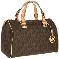 Michael Kors Grayson Large Brown