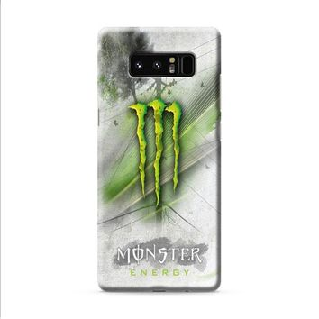 Fox Racing SILVER Samsung Galaxy Note 8 case