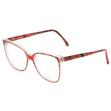 Roberta  Di Camerino Vintage D-shaped glasses