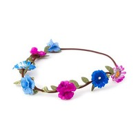 Flower and Vine Headwrap | Claire's